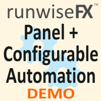 RunwiseFX Panel plus Configurable Automation DEMO