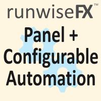 RunwiseFX Panel plus Configurable Automation