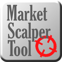 Market Scalper Tool and Trade Simulator