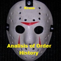 Analysis of Orders History