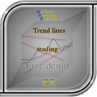 Trend lines trading demo