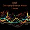 Real Currency Power Meter Linear MT5