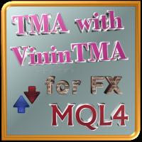 TMA with VininTMA MTF MT4