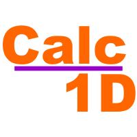 Calc1D