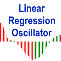 Linear Regression Oscillator