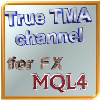True TMA channel MT4