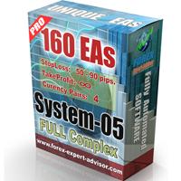 Unique EAs System 05 PRO