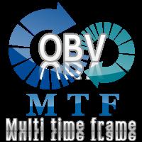 Multi time frame MTF On Balance Volume OBV