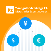 PZ Triangular Arbitrage EA MT5