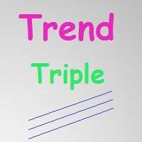 Trend Triple