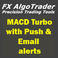 MACD Turbo with email push and crossover alerts