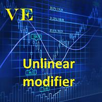 Unlinear modifier