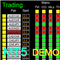 Dashboard Genesis Matrix Trading MT5 Demo