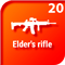 Elders rifle 20 pairs