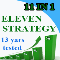 Eleven strategy
