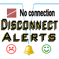 Disconnect Alerts