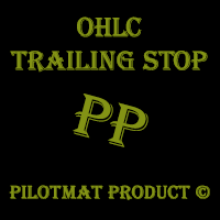 OHLC Trailing Stop