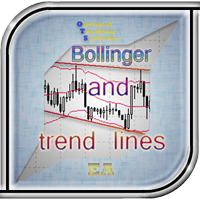 Bollinger And TrendLines