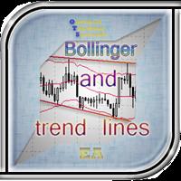 Bollinger And TrendLines
