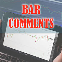 Bar Comments on Chart