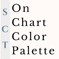 On Chart Color Palette