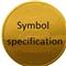 Symbol specification