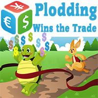 Plodding Wins The Trade