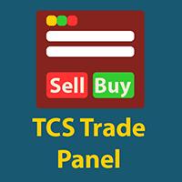 TCS Trade Panel