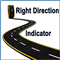 Right Direction Indicator