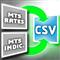 Export CSV Pro