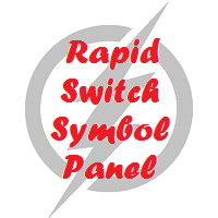Rapid Switch Symbol Panel