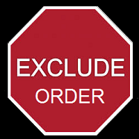 Exclude Order