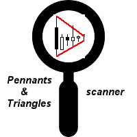 Pennants and triangles scanner