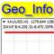 Geo Info