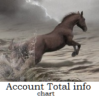 Account Total info Chart