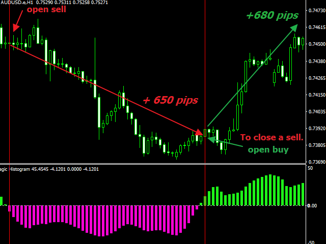 Buy sell magic forex software