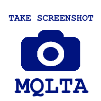 MQLTA Take Screenshot