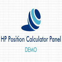HP Position Calculator Panel DEMO