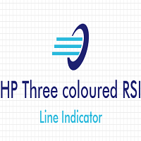 HP Three coloured RSI Line Indicator