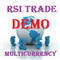 MultiCurrency RSI Trade Demo