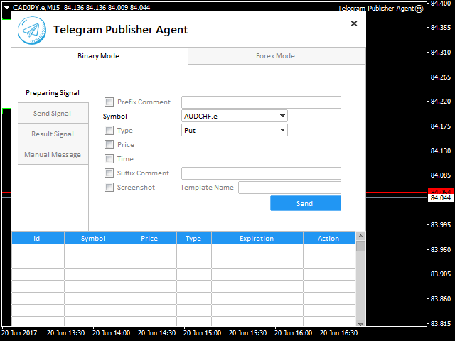 Telegram Publisher Agent