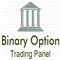 Binary Option Trading panel