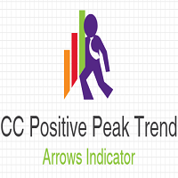 CC Positive Peaks Trend Arrows Indicator