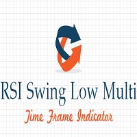 RSI Swing Low Multi Time Frame Indicator