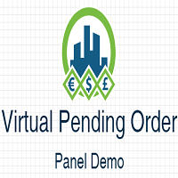 Virtual Pending Order Panel Demo