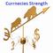 Currencies Strength Meter