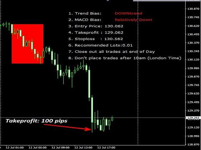 Euro Session Indicator