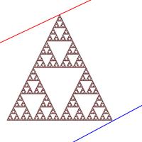 Fractal Divergence Channel