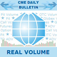 CME Daily Bulletin Real Volume MT4