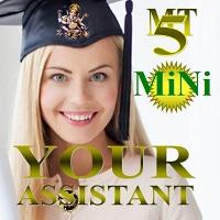 Your Assistant Mini MT 5